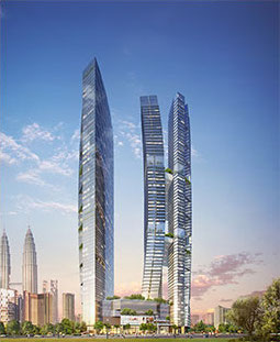 8 Conlay's Kempinski Hotel recognised as entry point project by Pemandu