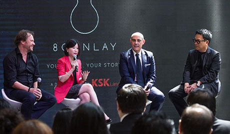 KSK Land unveils 8 Conlay signature sales gallery