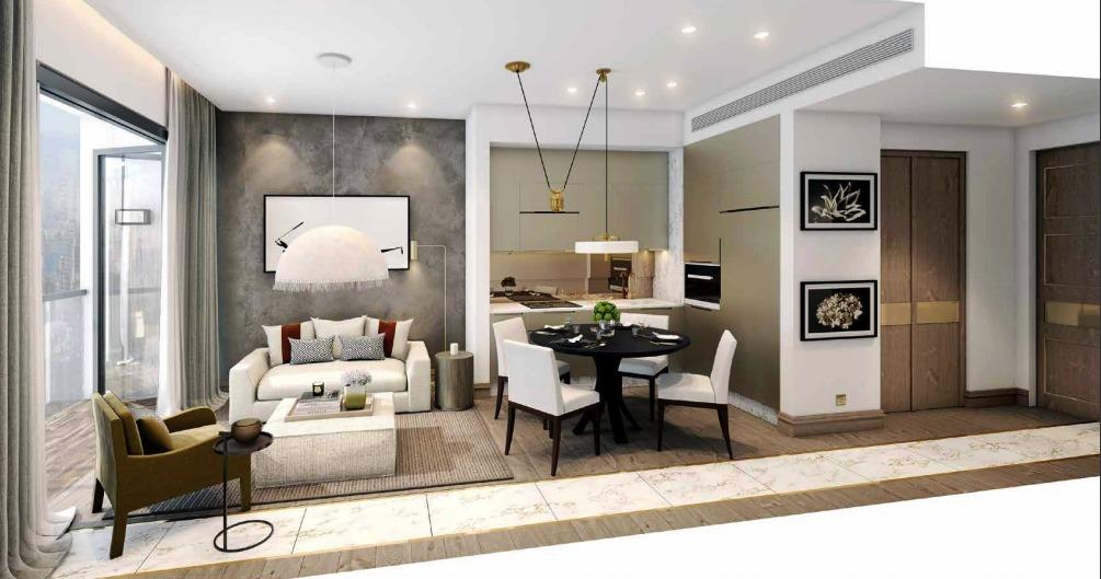 Branded Residence by YOO8 – Interiors That Speak of Luxury